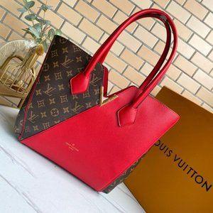 Ḷouiṣ Ṿuittoṇ Monogram Cowhide Handbag M40460